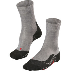 Falke TK5 Trekking Socks Women light grey